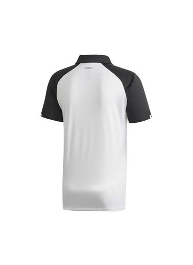adidas Erkek Club Tişört FK6961 Beyaz
